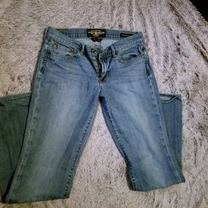 Lucky Brand Jean's SweetnLow